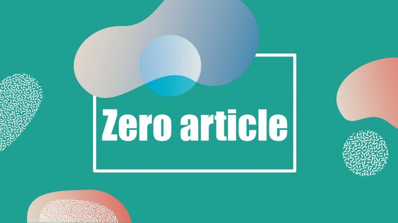 zero-article-min